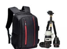 حقيبة كاميرا جديده لم تستخدم للبيع 10 ريال فقط