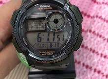 casio electronic chronograph