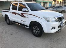 Used condition Toyota Hilux 2014 with  km mileage