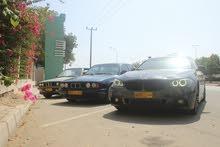 BMW 523 خليجي