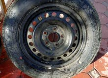 For sale a car wheel Size 15