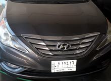 سياره سوناتا جديد موديل 2012 رقم بغداد
