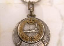 ميدالية مفاتيح القوات البحرية الملكية