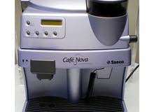 saeco coffee machine cafe nova