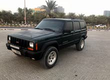 Jeep Cherokee for sale in Ajman