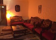شقة مفروشة  في منطقة  الرابية للايجار سوبر  ديلوكس 2 نوم مساحة 120 م - طابق ارضي