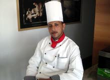 شيف عمومي ومدير مطاعم  Executive chef