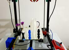 3d printer. طابعة ثلاثية الابعاد