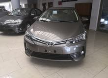Automatic Grey Toyota 2019 for sale