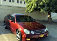 Lexus GS 1999 For sale - Red color