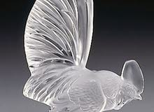 Genuine Lalique Crystal Rooster