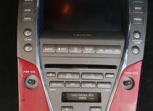 للبيع شاشة لكزس es 2008 وكالة
