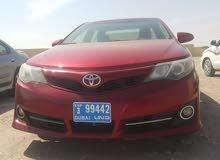 Toyota Camry car for sale 2014 in Ja'alan Bani Bu Ali city