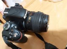 nikon 3200+2 lens+ tripod+micro