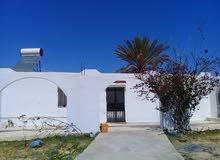 دار 123م  للبيع  بجزيرة جربة تونس