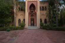 قصر الاندلسي بمراكش.. الثمن خيالي) فيلا villa