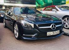 km mileage Mercedes Benz SL 350 for sale