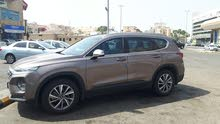 2019 Used Santa Fe with Automatic transmission is available for sale
