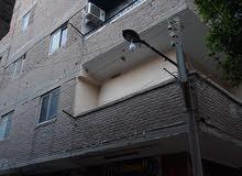 عماره خمس ادوار غير الارضي كاملة المرافق علي 3 شوارع