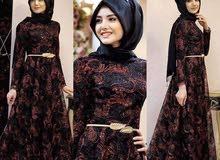 فستان سهرة تركي راائع للايجار