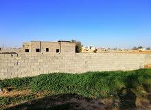 أرض مساحتها 202 متر  بمنطقة الخلة...1 كلم من  السدرة حجة وشهادة عقارية