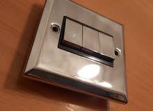 مفاتيح كهربائية (ثلاثية)