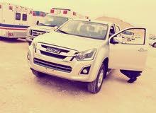 Automatic Isuzu 2016 for sale - New - Ramtha city