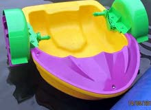 قارب جديد للبيع لم يستخدم