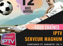Abonnment SMART IPTV