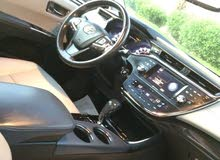 Toyota Avalon car for sale 2013 in Sohar city
