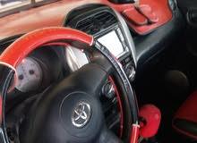 toyota rav 4  model 2005