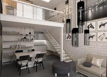 Villa in Dubai Land - Dubai and consists of 1 Bedroom Rooms and 2 Bathrooms Bathrooms