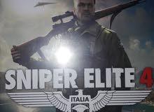 sniper elite 4 نظيف