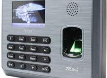 جهاز بصمة ZKTeco TX628 انظمة حضور وانصراف