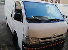 باص هايس ثلاجة للبيع مديل 2012