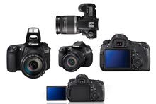 Canon 60D Camera with 18-200 Lens & Memory Card