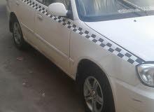تاكسي هيونداي فيرنا 2013