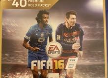 FIFA 16 PS4 DISK