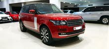 Range Rover Vogue SE 2015 (Red)