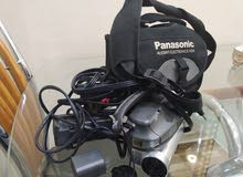 كاميرا فيديو panasonic شبه جديده للبيع
