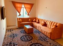 لايجار الشهري غرفه وصاله مفروشه اول ساكن