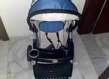 عربا اطفال فرديا مع كرسي سيارا للستفسار على الرقم 0913666977