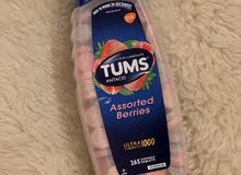 Tums Ultra Strength (Assorted Berries)