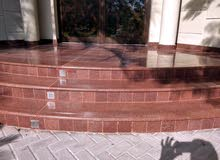 tiles and marble cleaning  and polishing