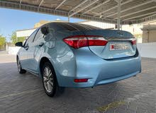 Toyota corolla Gli 2015 model full option