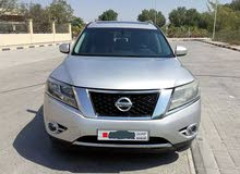 Nissan pathfinder 3.5 model 2013 full option