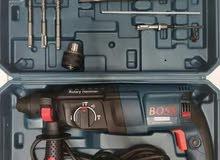 rotary hammer and drill machine