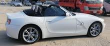 BMW z4 2004 2.5 v6 convertible mulkia 1year