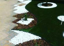 ابو ظبي النجم لتنسيق أجمل الحدائق ضمان على الأعمال شلالات نوافير