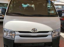 Toyota Delivery Van Hiace 2016 Standard